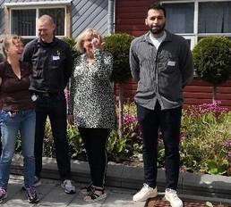 Bliv bedre til at hjælpe naboer med demens
